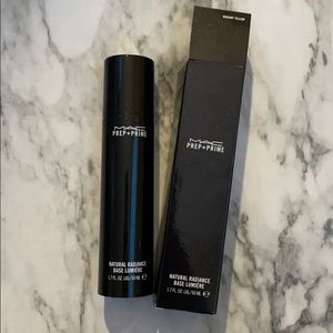 MAC Cosmetics prep+prime natural radiance
